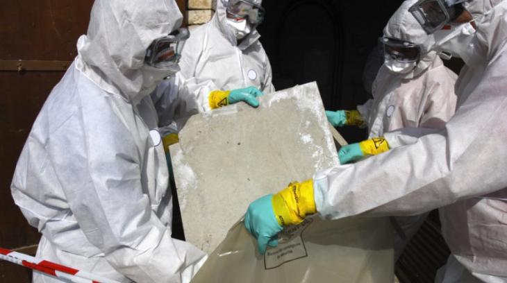 Asbestos in Vinyl Flooring
